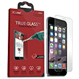 iCarez [Tempered Glass] Screen Protector for iPhone 6 Plus 6s Plus 5.5 inch Easy to Install [ 2-Pack 0.33MM 9H 2.5D]