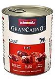 Animonda Gran Carno Hundefutter Adult Probierpack Adult Mix 1, 1er Pack (1 x 6 x 800 g) - 2