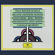 schoenberg second string quartet