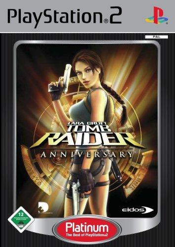 mächtig der welt Lara Croft-Tomb Raider Jubiläum [Platinum]