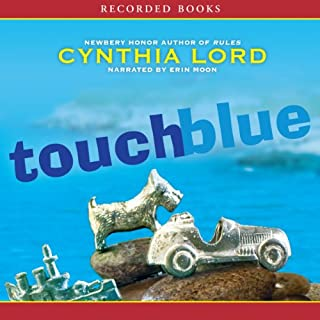 Touch Blue audiobook cover art