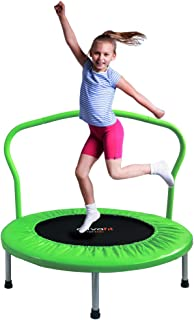 ATIVAFIT 36-Inch Folding Trampoline Mini Rebounder,Suitable for Indoor and Outdoor use,..