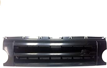 JSD DHB000274LML Front Grill Grille Black Mesh + Black Frame fits 2005-2009 Land Rover LR3 Discovery 3