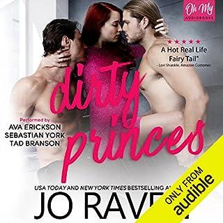Dirty Princes audiobook cover art
