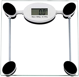 V-OPQ Digital Scale, 180KG Weighing Electronic Human Bariatric Personal Health Fat Diet Weight Scales Bathroom Body Scale,for BMI,Muscle,For Home