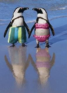 Penguins Holding Hands - Avanti Funny Anniversary Card