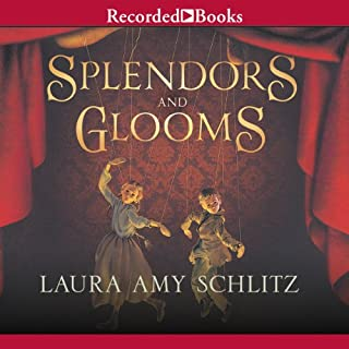 Splendors and Glooms cover art