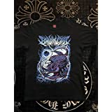 Tシャツ ベビーメタル BABYMETAL 黒 × ブルー系 Mサイズ