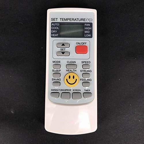 Calvas air conditioning remote control AUX009 Fit AUX YKR-H/209E air conditioning Fernbedienung YKR-H 209E