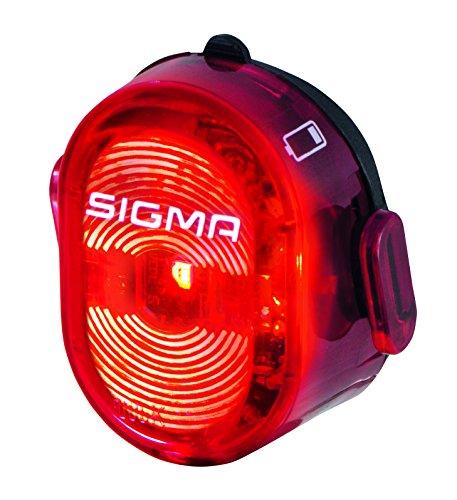Sigma 49584 koplamp, rood, eenheidsmaat