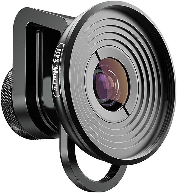 Apexel 10X Macro Lens for iPhonePixeland Samsung Galaxy Camera Phones …