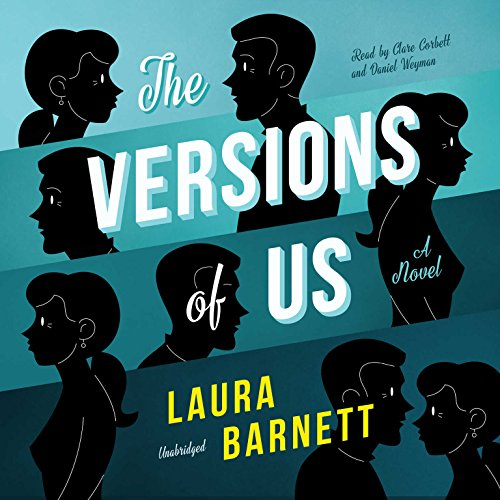 The Versions of Us audiobook cover art