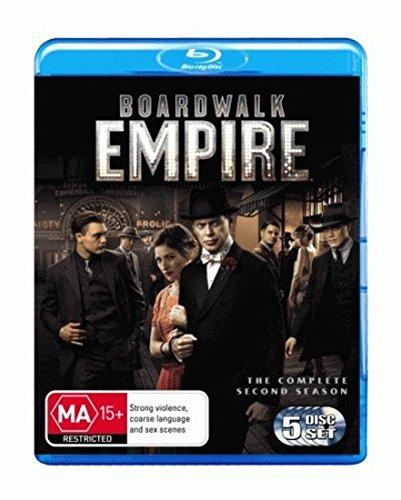 boardwalk empire - Boardwalk Empire: Season 2 (5 Blu-ray)