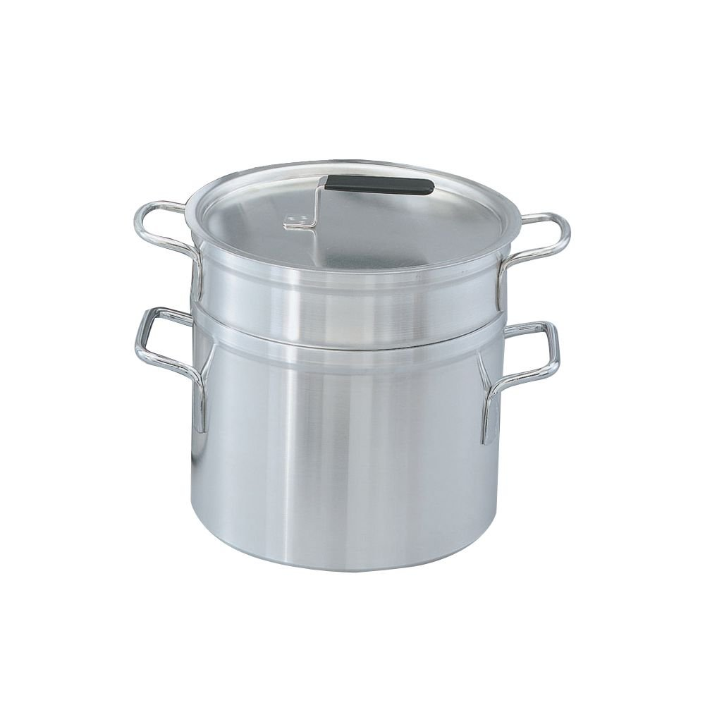 Vollrath Wear-Ever low-pricing Double Boiler with Lid 10-Quart Inset Washington Mall 8. and