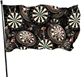 WBinHua Flagge/Fahne, 3x5 Foot Darts Flag
