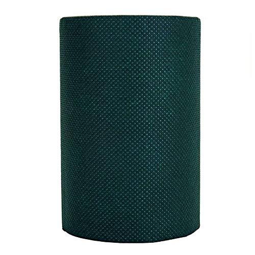 MEISI Kunstrasen-Nahtband, grünes Verbindungsband für Kunstrasen, selbstklebend, für Rasenteppich, Nähte, Kunstrasen, selbstklebendes Klebeband für den Außenbereich