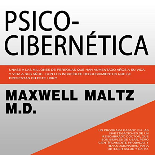 Psico Cibernetica [Psycho Cybernetics]  By  cover art