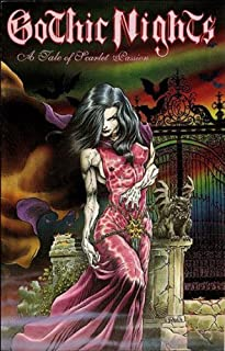 Gothic Nights a Tale of Scarlet Passion #1 Tim Vigil