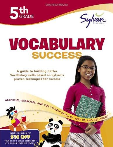 Fifth Grade Vocabulary Success (Sylvan Learning Center)