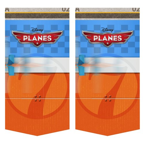 Disney Planes Party Plastic Table Covers - 2 Pieces by Hallmark