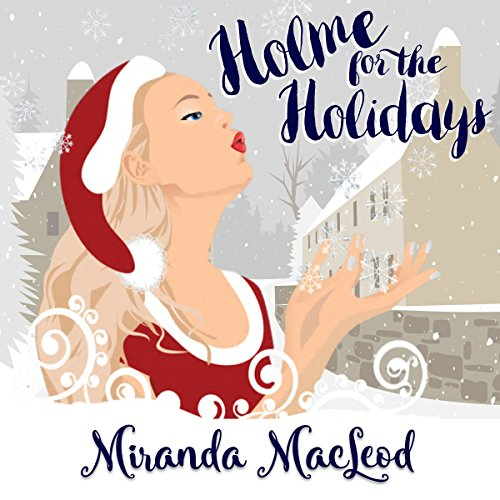 Holme for the Holidays audiobook cover art
