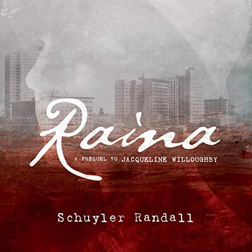 Raina audiobook cover art