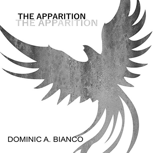 The Apparition audiobook cover art
