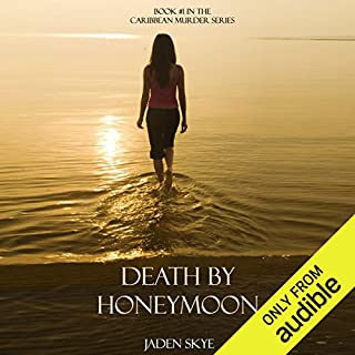 Death by Honeymoon audiobook cover art