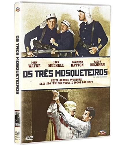Dvd Os Três Mosqueteiros - John Wayne