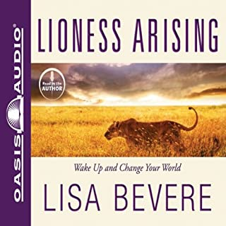 Lioness Arising audiobook cover art