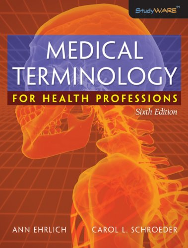 51mnthlzuPL - Medical Terminology for Health Professions (Book Only)