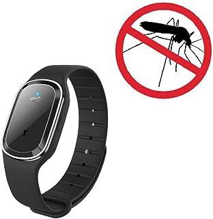 Jinclonder, Mosquito Ultrasónico Pulseras de Cuero