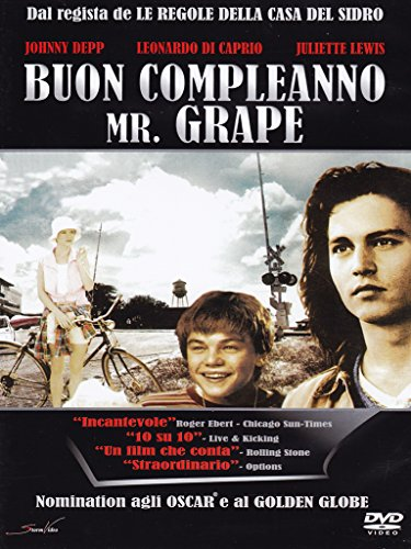 Buon compleanno Mr. Grape [IT Import]