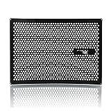 nuocaibai Inoxidable Rejilla radiador para B-M-W F900R F900XR 2020 Accesorios De Motocicleta Radiador Parrilla Protector Cove (Size : A)