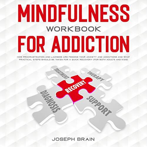 Mindfulness Workbook for Addiction cover art