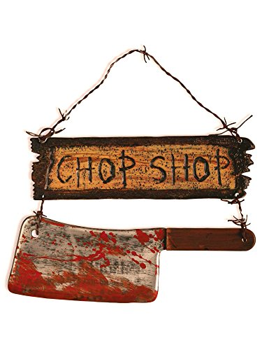 Forum Novelties Inc. Chop Shop W/Cleaver (accesorio de disfraz)