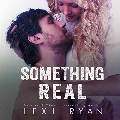 Something Real audiobook cover art