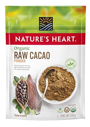 Cacao En Polvo Precio marca Nature's Heart