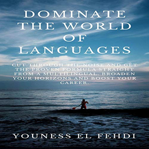 Dominate the World of Languages audiobook cover art