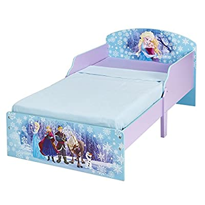 Disney Frozen Toddler Bed   Suitable from 18 months to 5 Years
