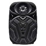 Altavoz de Suelo Portátil con Karaoke 6' XY-0656 | Sintonizador Radio FM, Batería Interna de 1200mah, Potente Altavoz 30W, Bluetooth, Puerto USB
