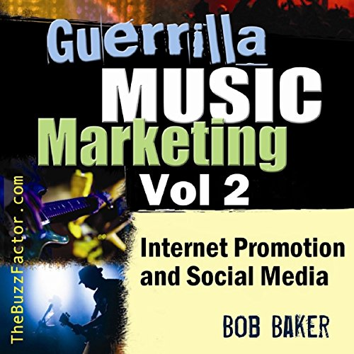 Internet Promotion & Online Social Media Audiobook By Bob Baker cover art