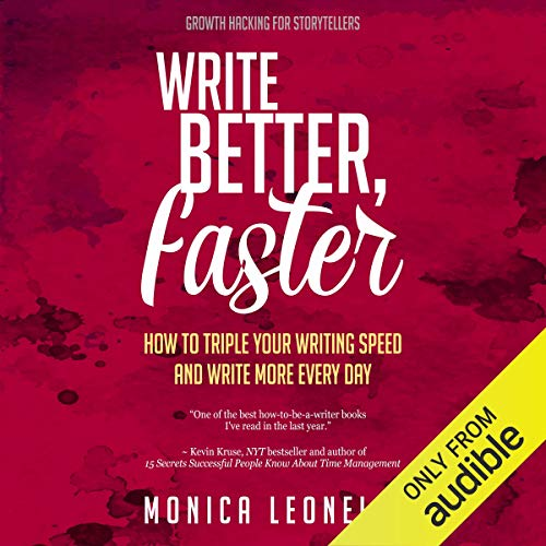Write Better, Faster  By  cover art