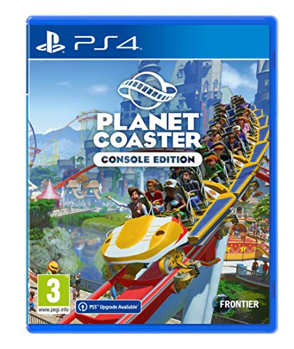 Planet Coaster - PlayStation 4