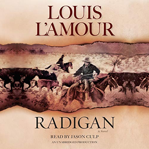 Radigan audiobook cover art
