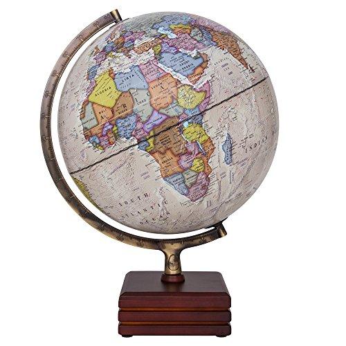 Waypoint Geographic Horizon II Illuminated Desktop Globe, 12'