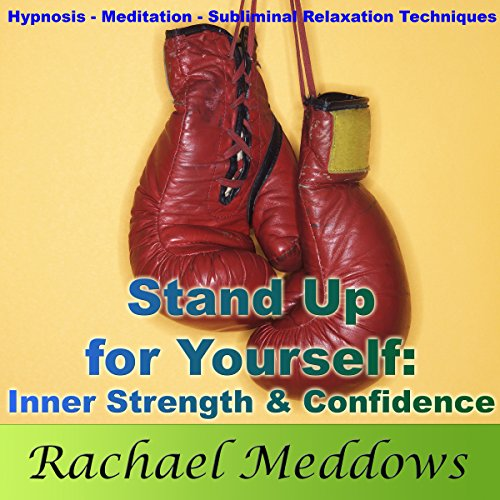 Stand Up for Yourself audiobook cover art