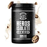 GODSRAGE HEROS ISOLATE - frullato proteico per il fitness con cartoline esclusive - 1000g (ARMINIUS Cookies-Galletas)