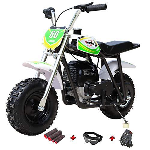 X-PRO 40cc Kids Mini Dirt Bike