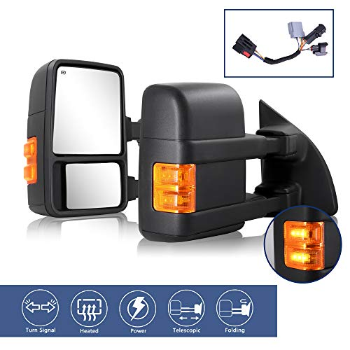 08 f250 towing mirrors - 8